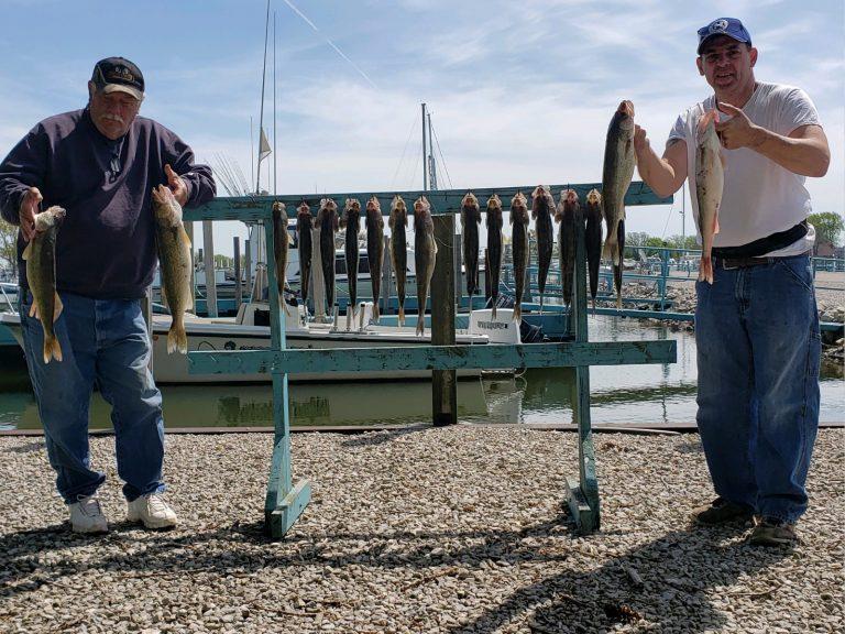 Fish Caught 2019