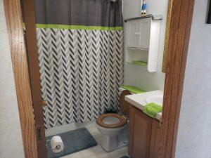 Bathroom Remodeled