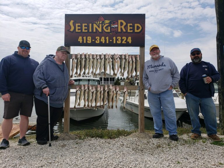 May 2020 Walleye Catch family affair