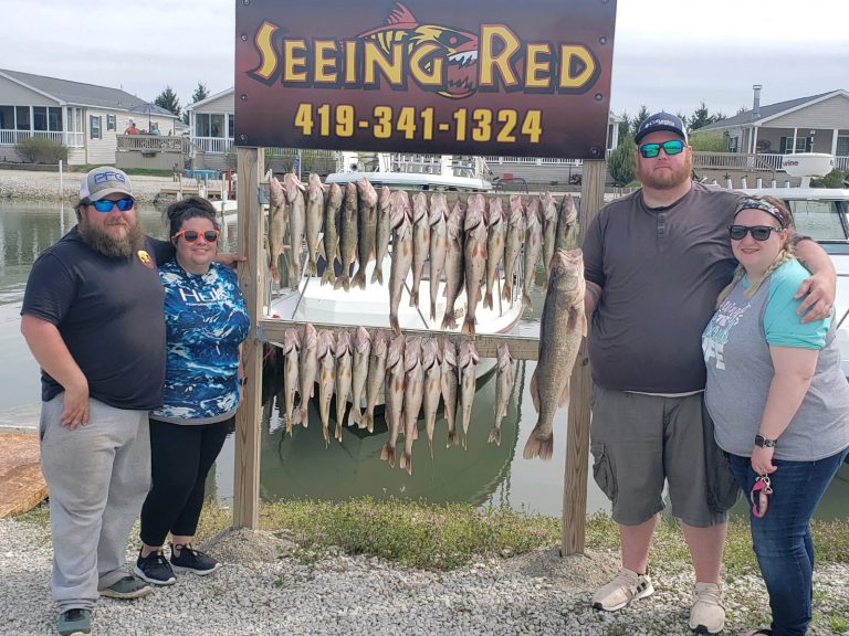 May 2020 Walleye Catch 2 couples
