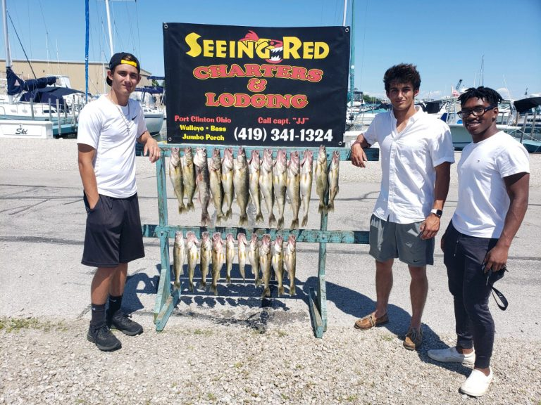 Charter Fishing is also for the Young and Young at Heart